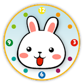 RabbitClockWidget