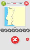 Screenshot of Guess what? Countries