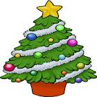 Christmas Tree -Sliding Puzzle icon