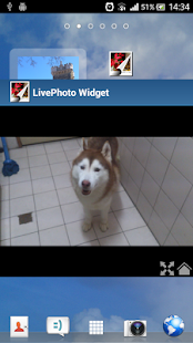 LivePhoto Widget- screenshot thumbnail