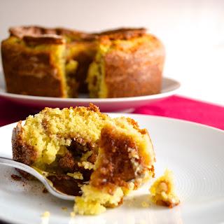 Cinnamon Crunch Coffeecake