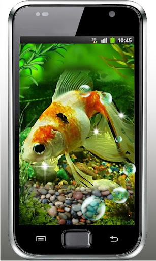 Exotic Fish Tank LWP