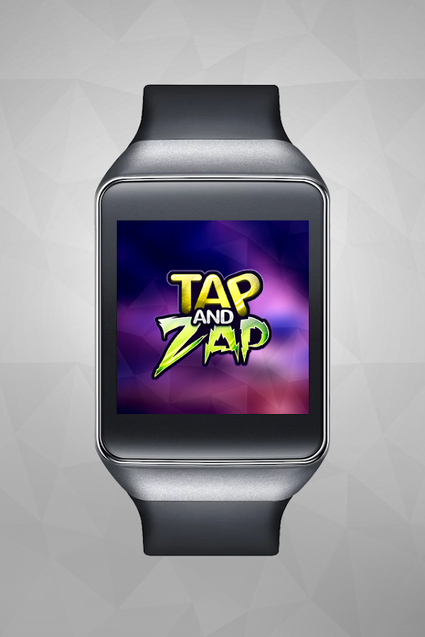 Tap and Zap - Android Wear- screenshot