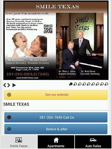 Smile Texas