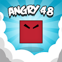Angry 48 icon