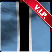 Botswana flag lwp
