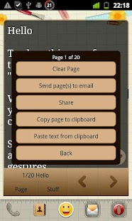 Notepadus Widget Full Free - screenshot thumbnail
