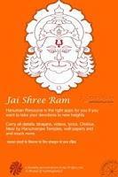 Screenshot of Hanuman Chalisa & Ram Nam Bank