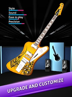 Rock Life - Hero Guitar Legend - screenshot thumbnail