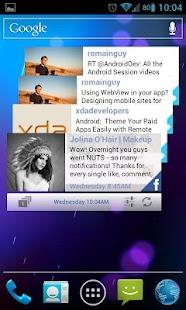 Stackz for Facebook & Twitter- screenshot thumbnail