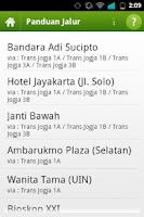 Screenshot of Trans Jogja