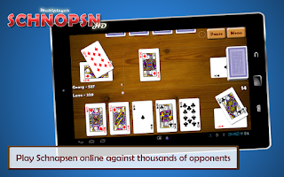 Screenshot of Schnopsn Online