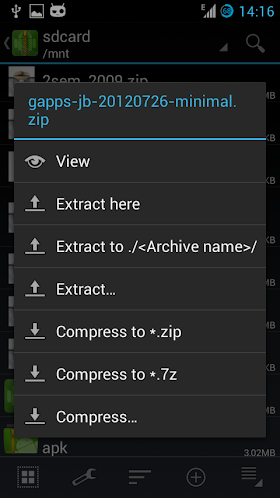 ZArchiver Donate 0.8.1 APK