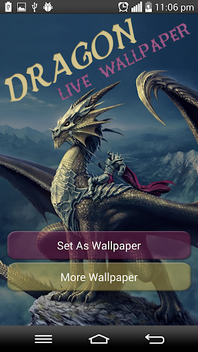 Dragon Live Wallpaper