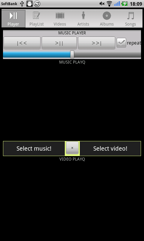 Tune with Video - screenshot