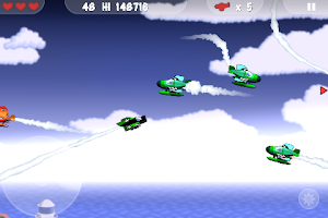 Screenshot of MiniSquadron!