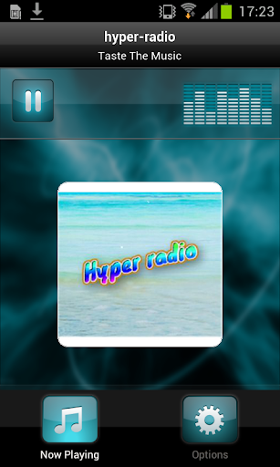 hyper-radio