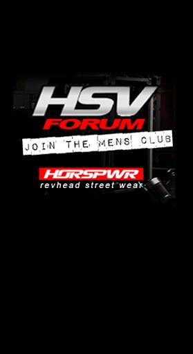 HSVForum