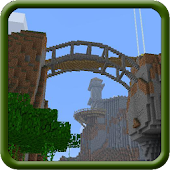 Creative MineCraft Bridges