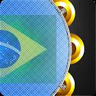 Pandeiro Brasil Samba icon