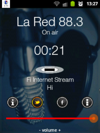La Red La Rioja- screenshot