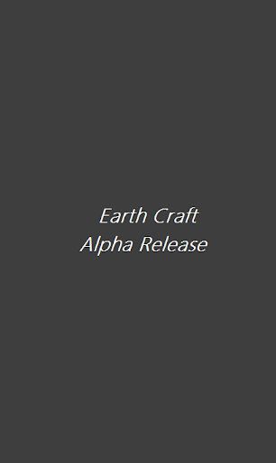 【免費冒險App】Earth Craft Alpha Release-APP點子