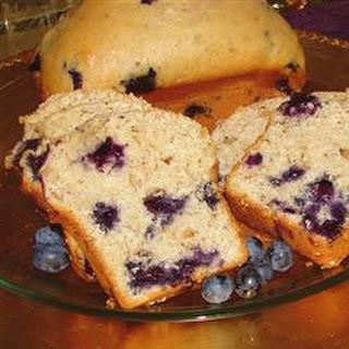 Blueberry Bread I