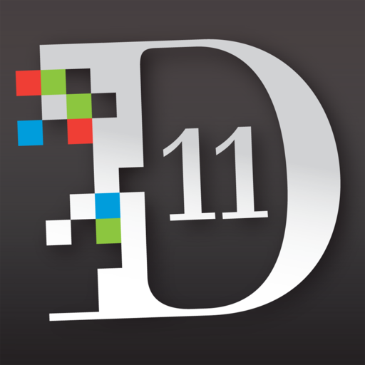 The D Conference LOGO-APP點子