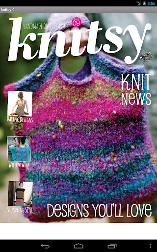 Knitsy Issue 9
