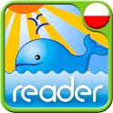 Nauka czytania - Kiddy Reader icon