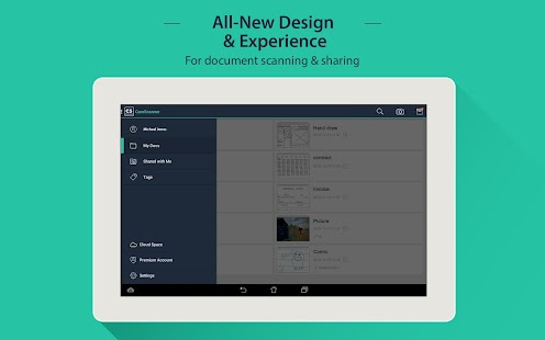 CamScanner -Phone PDF Creator - screenshot thumbnail