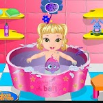 Baby Princess Caring Game