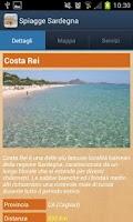 Screenshot of Italian Beaches Sardinia Free