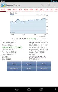 Personal Finance - screenshot thumbnail