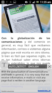 Inapp Translator Screenshot 2