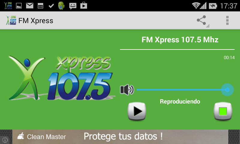 FM Xpress Corrientes- screenshot