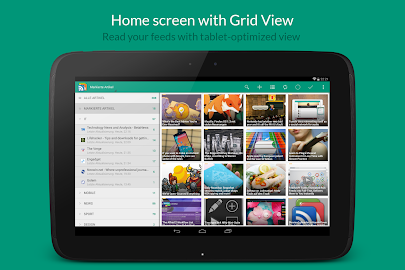 gReader | Feedly | News | RSS Screenshot 1