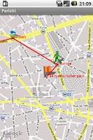 Screenshot of ParisIti