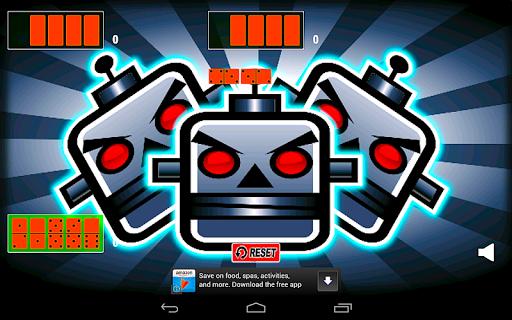 Danger Bot Head