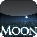 MOON video ringtones icon