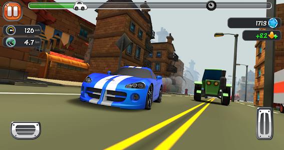 Car Toon Town v1.0.4