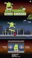 Screenshot of Skatedroid AIR