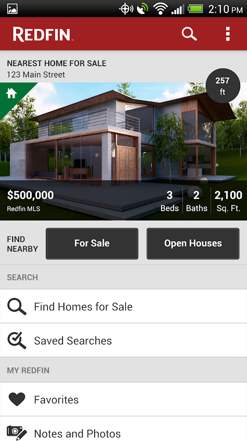 Redfin Real Estate - screenshot