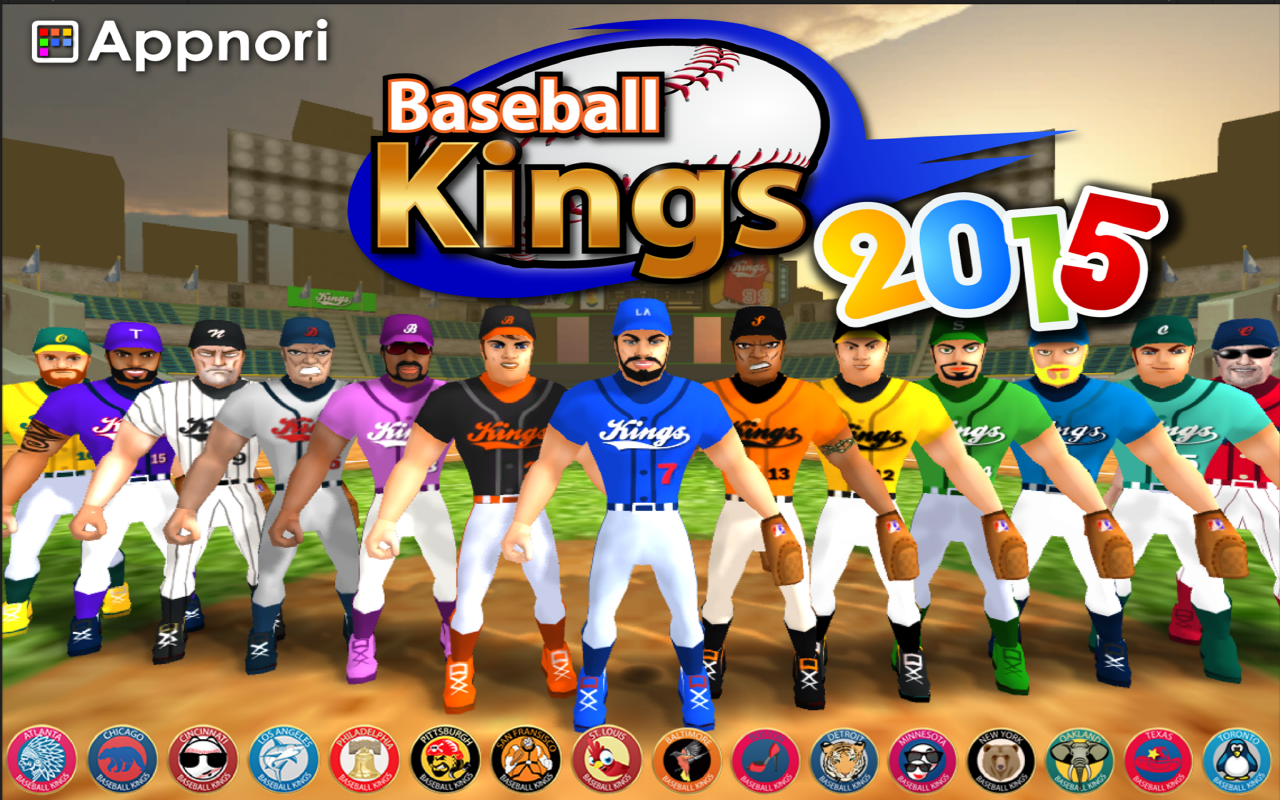 Baseball Kings !- screenshot