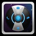 GO Locker Galaxy Theme icon