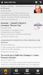 Soverato Web- screenshot thumbnail