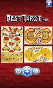 Best Tarot Lite- screenshot thumbnail