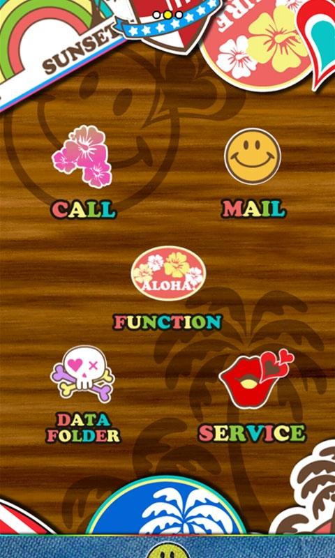 Surf Sticker - screenshot
