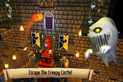無料冒险Appのジャックと不気味な城|HotApp4Game