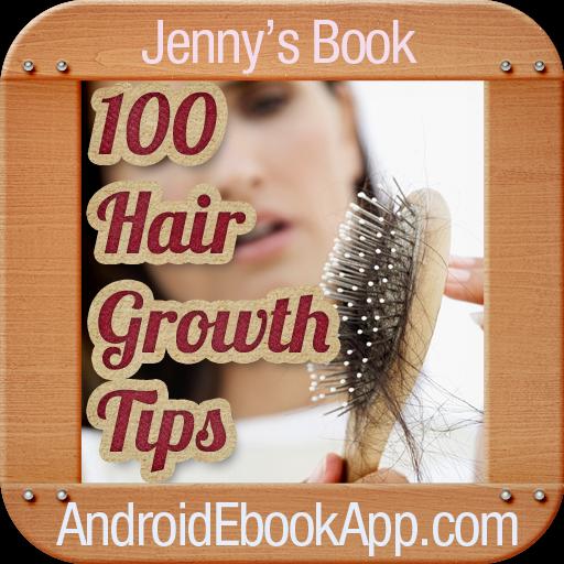 100 Hair Growth Tips LOGO-APP點子